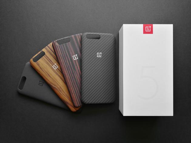 OnePlus 5 - pleski