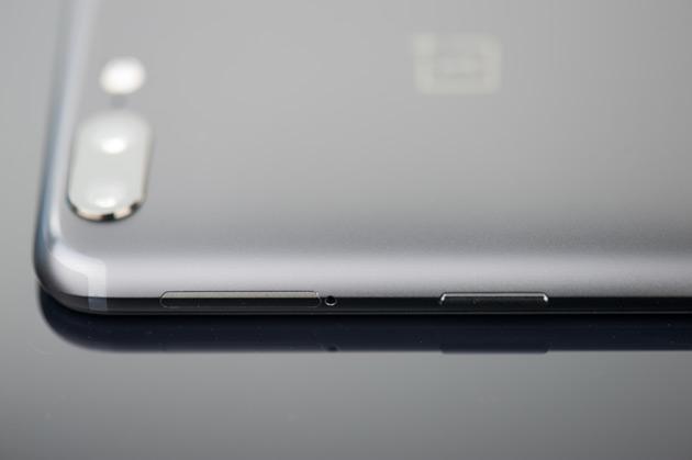 OnePlus 5 - dual SIM 2x nano SIM