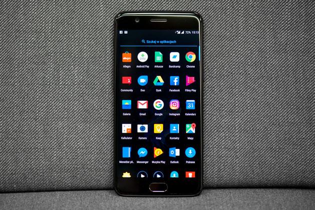 OnePlus 5 - ekran