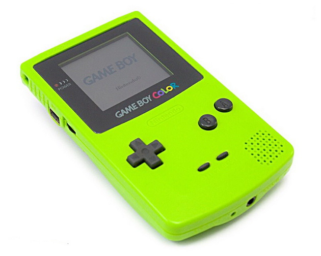 Granie w kieszeni - Gameboy Color