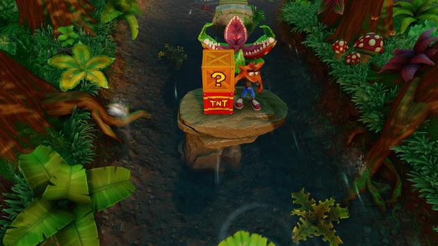 Crash Bandicoot N.Sane Trilogy - typowa staroszkolna platformówka