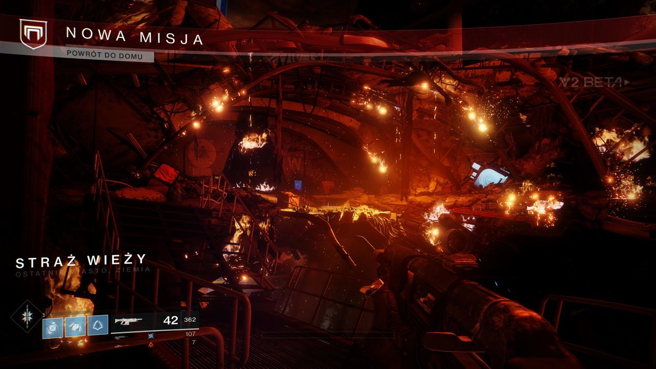 Destiny 2 - początek misji