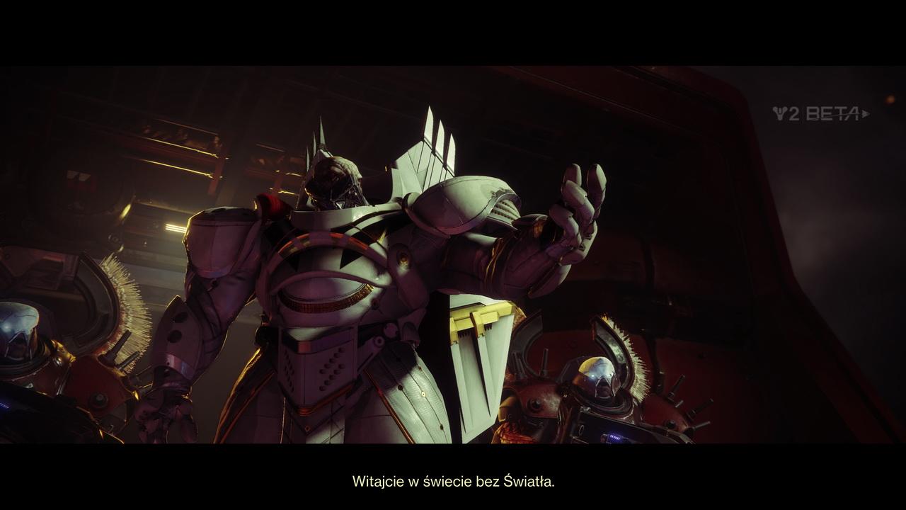 Destiny 2 - witajcie w świecie bez Światła