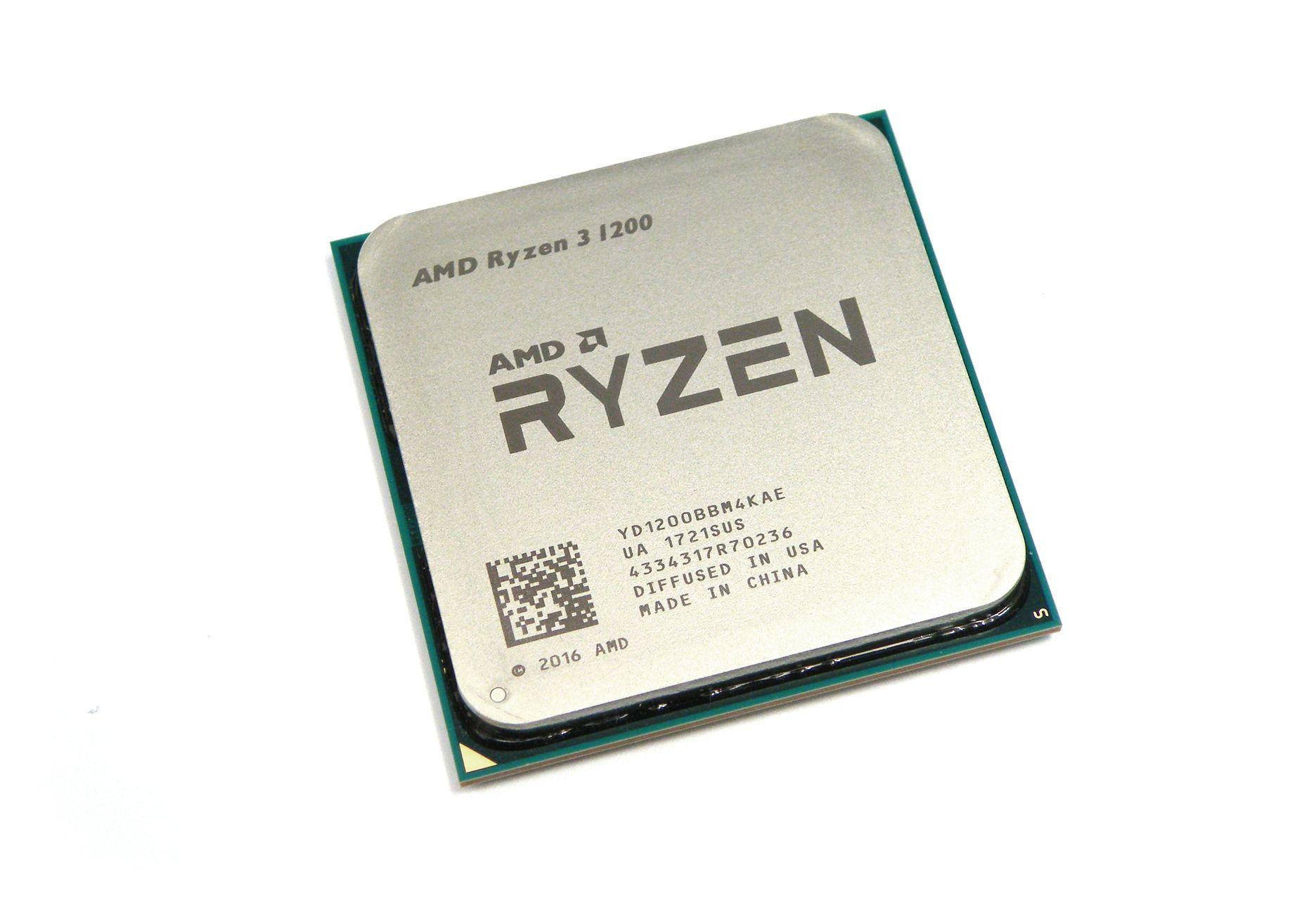 AMD Ryzen 3 1200 procesor