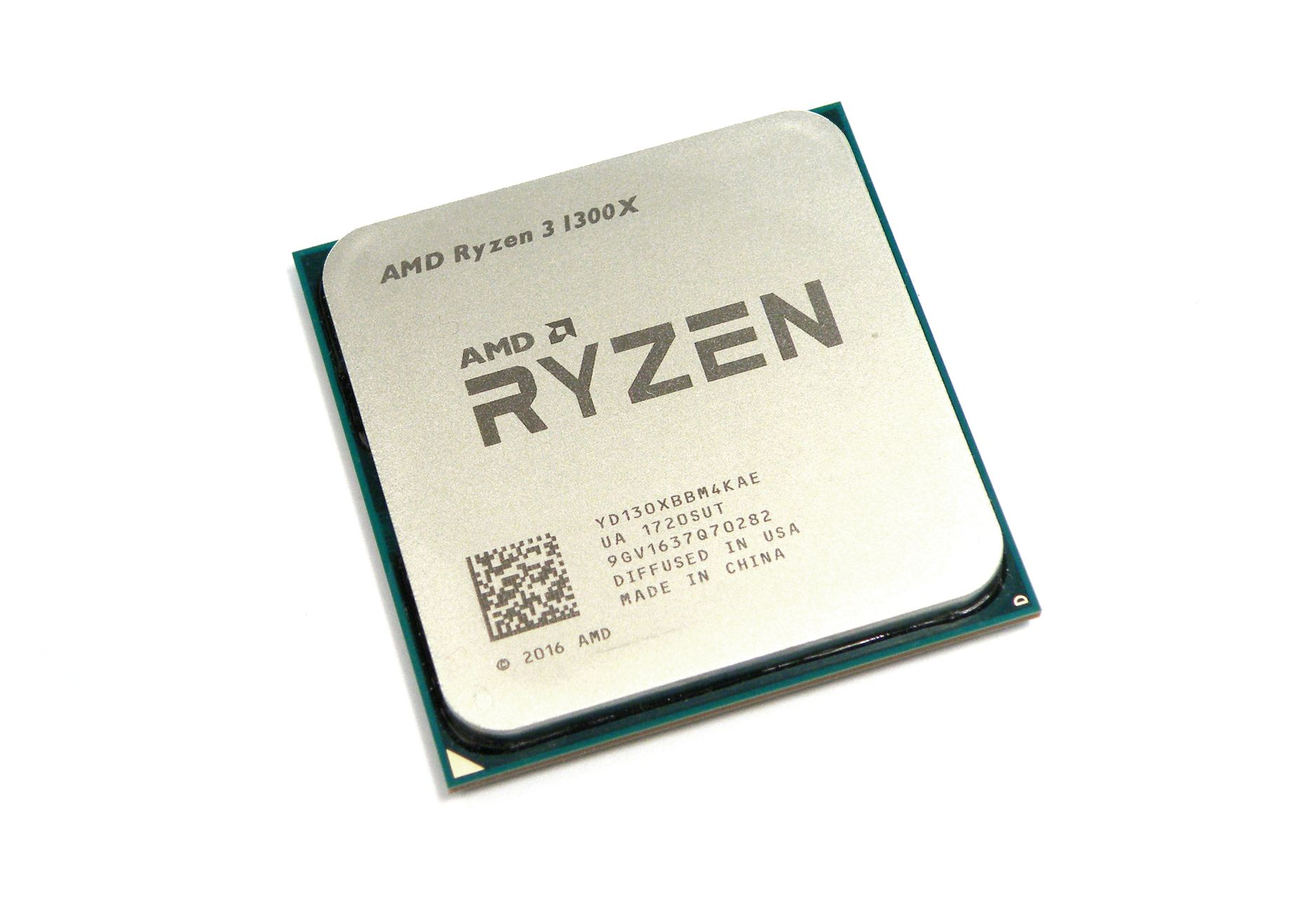 AMD Ryzen 3 1300X procesor