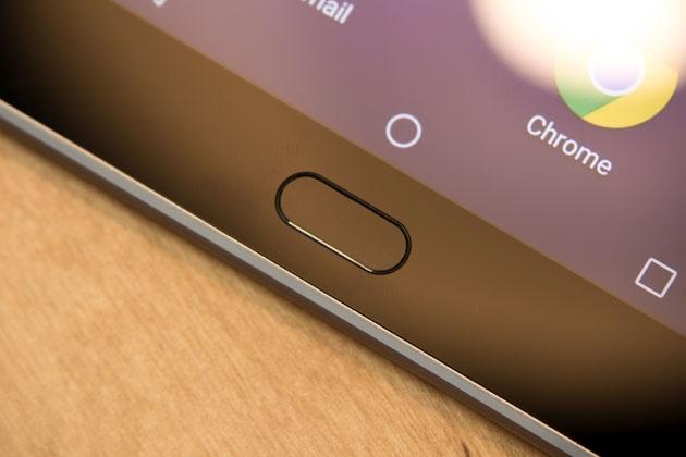 Huawei MediaPad M3 Lite czytnik linii papilarnych