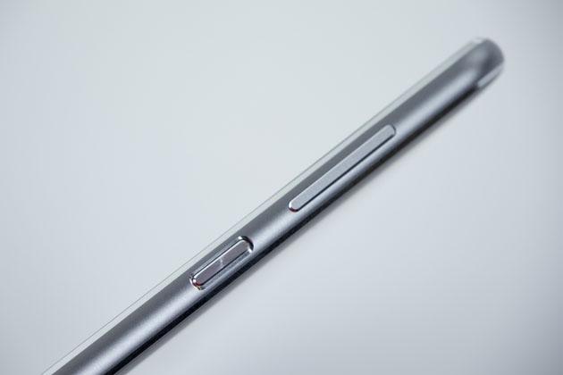 Huawei MediaPad M3 Lite przyciski