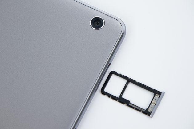 Huawei MediaPad M3 Lite sloty