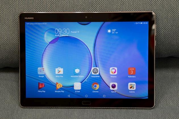 Huawei MediaPad M3 Lite test i recenzja