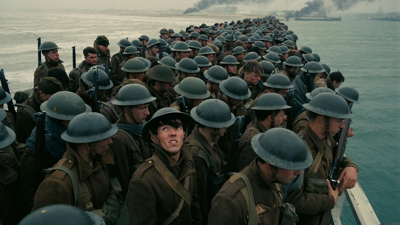 Dunkierka - ewakuacja