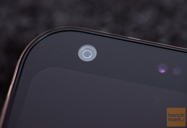 LG Q6 przednia kamera