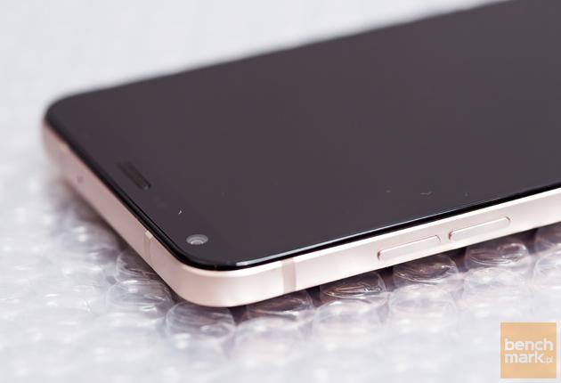 LG Q6 przyciski głośności