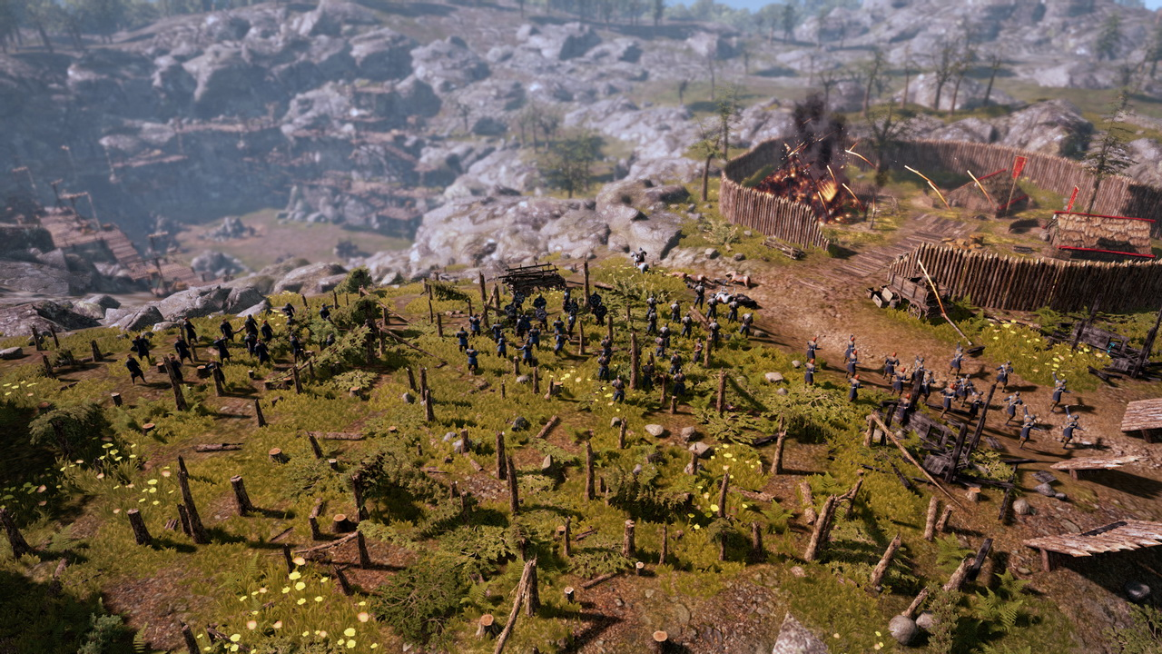 Gamescom 2017 - Ancestors