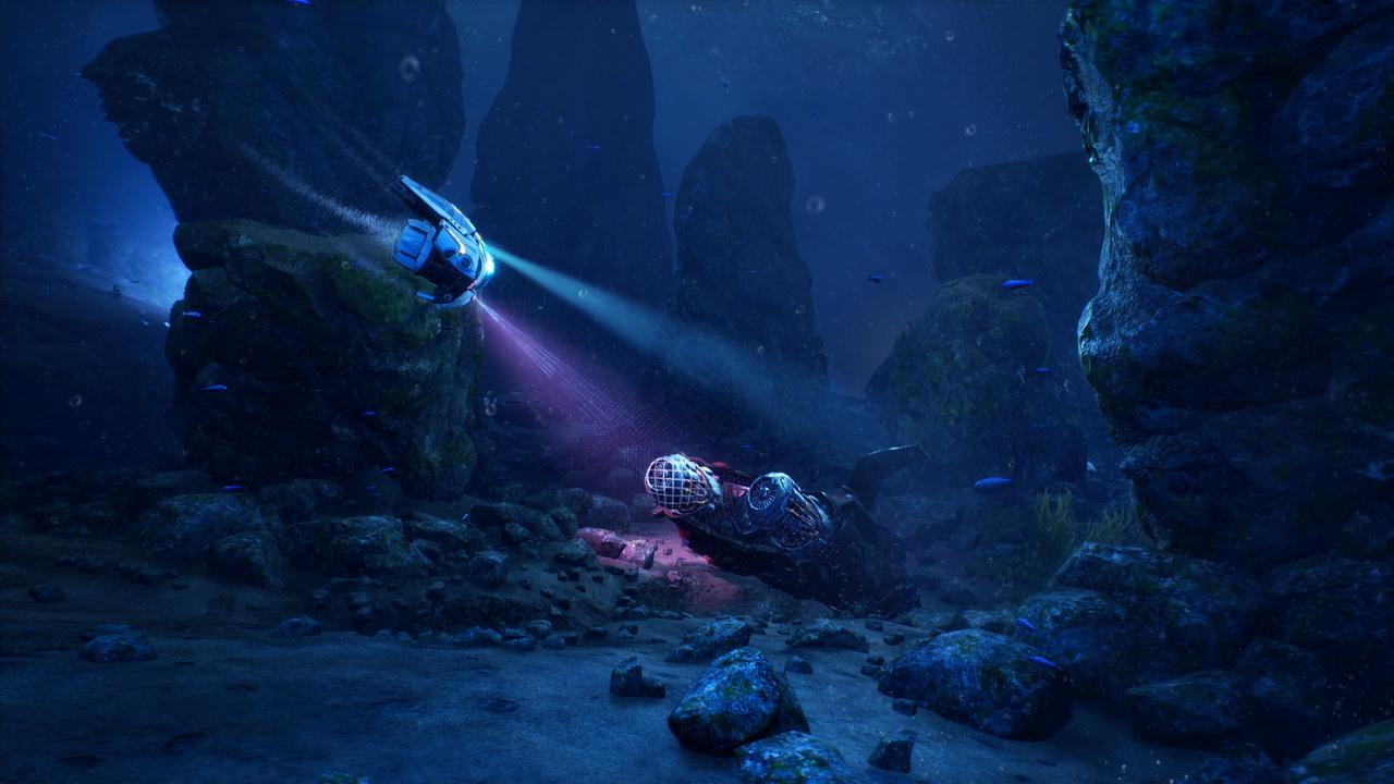 Gamescom 2017 - Aquanox