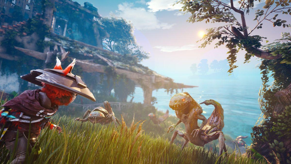 Gamescom 2017 - Biomutant