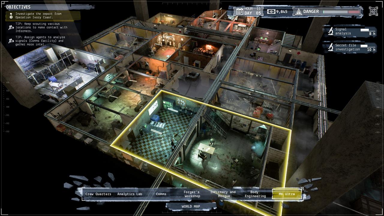 Gamescom 2017 - Phantom Doctrine