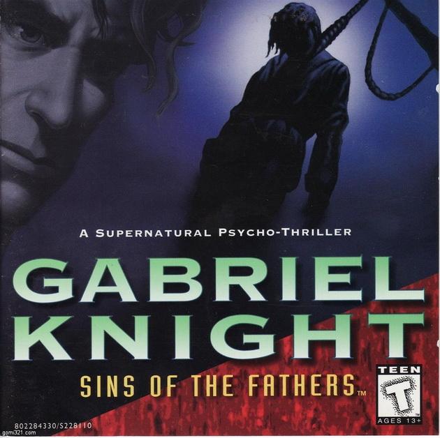 Gramy w książki - Gabriel Knight
