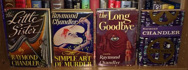 Gramy w książki - powieści Raymonda Chandlera