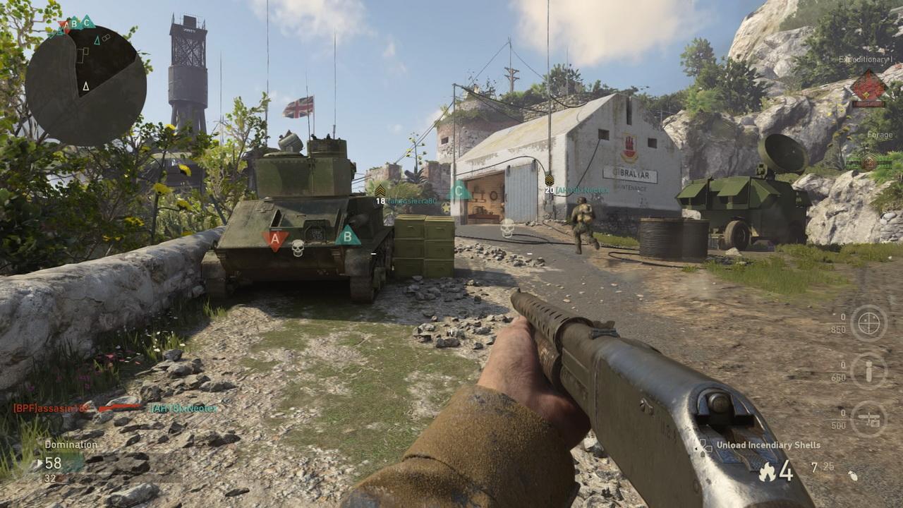 Call of Duty: WWII - szturm
