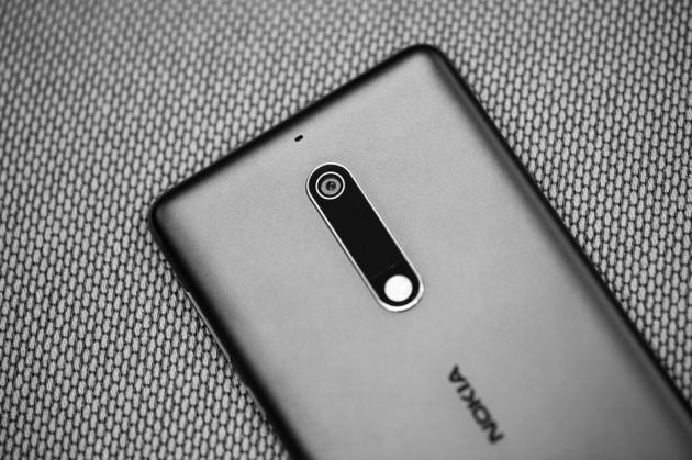Nokia 5 aparat