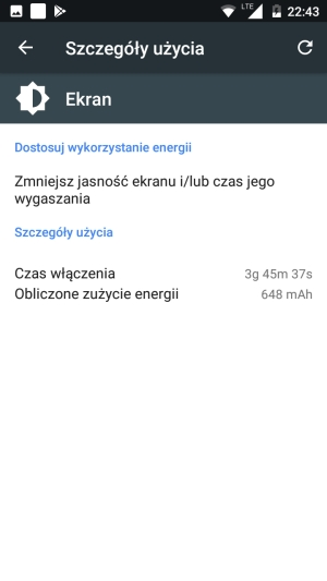 Nokia 5 bateria