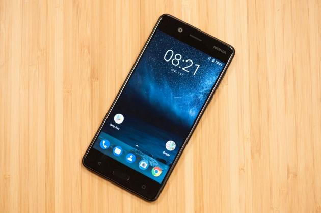 Nokia 5 wyświetlacz