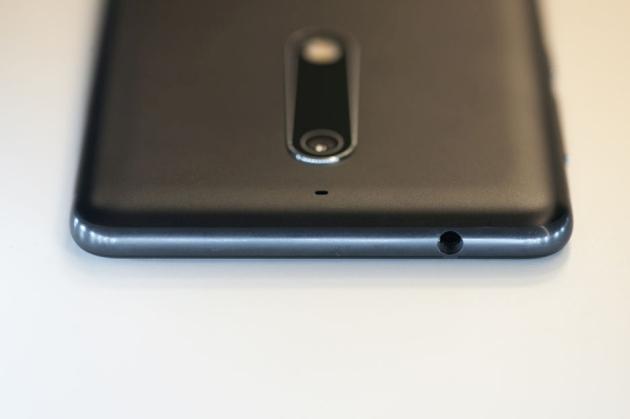 Nokia 5 złącze słuchawkowe