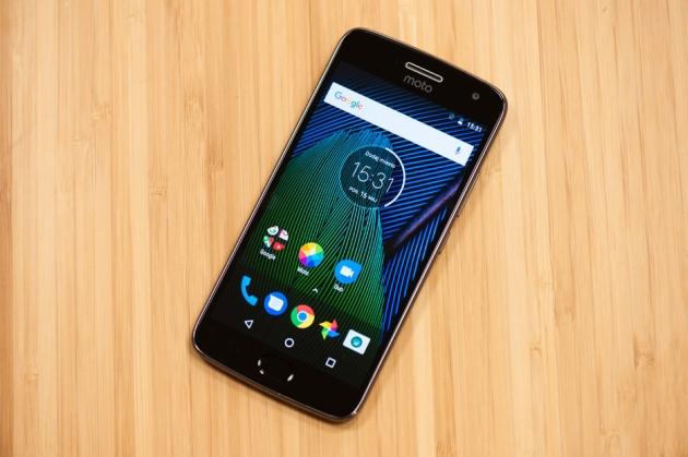 Moto G5 Plus test i recenzja