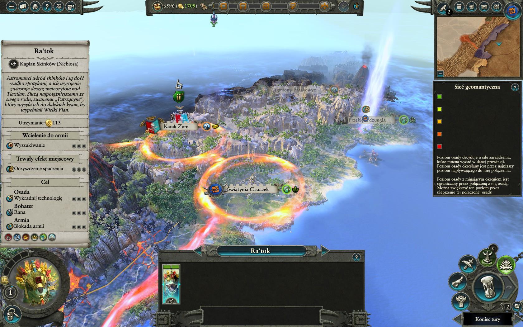 Total War: Warhammer II - Ra'tok
