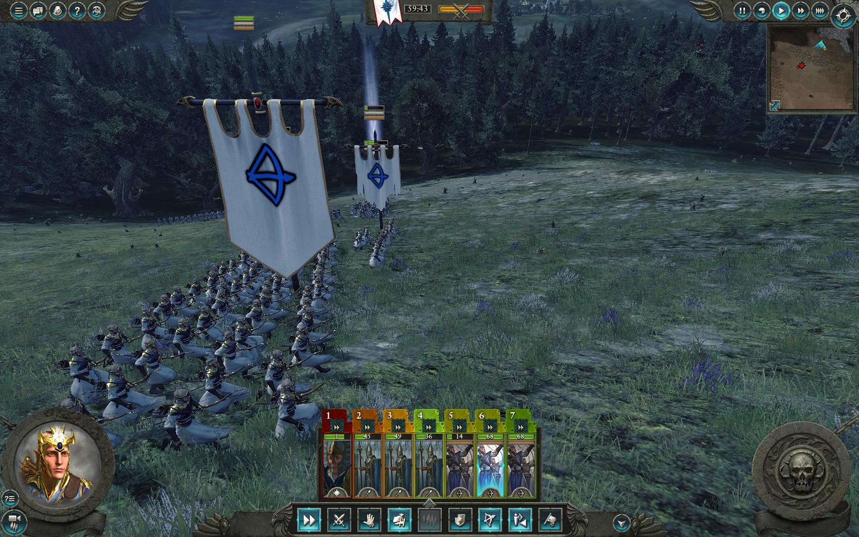 Total War: Warhammer II - łucznicy
