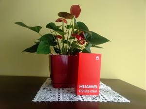 Huawei P9 Lite Mini aparat przedni