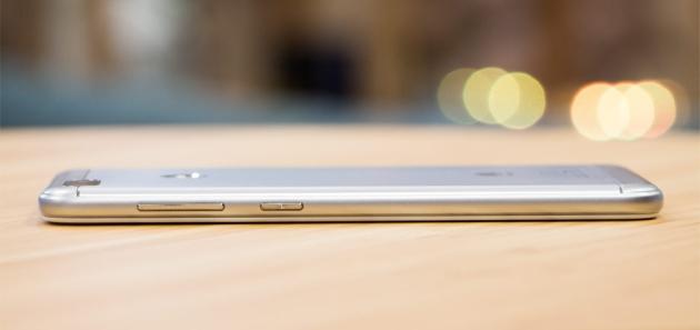 Huawei P9 Lite Mini prawy bok
