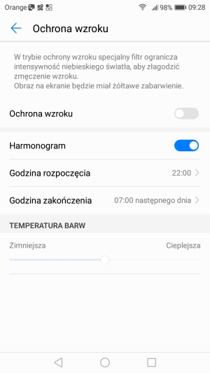 Huawei P9 Lite Mini wyświetlacz