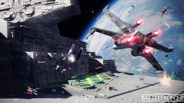 Star Wars: Battlefront II - atak na niszczyciel