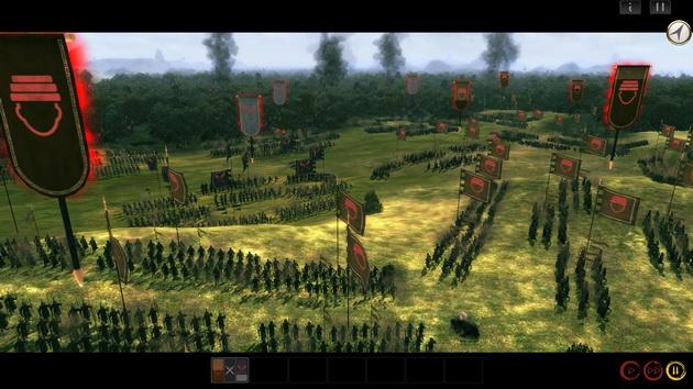 Oriental Empires - oddziały ruszają do walki