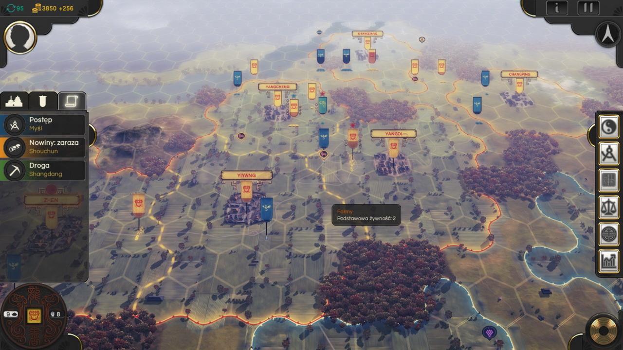 Oriental Empires - farmy