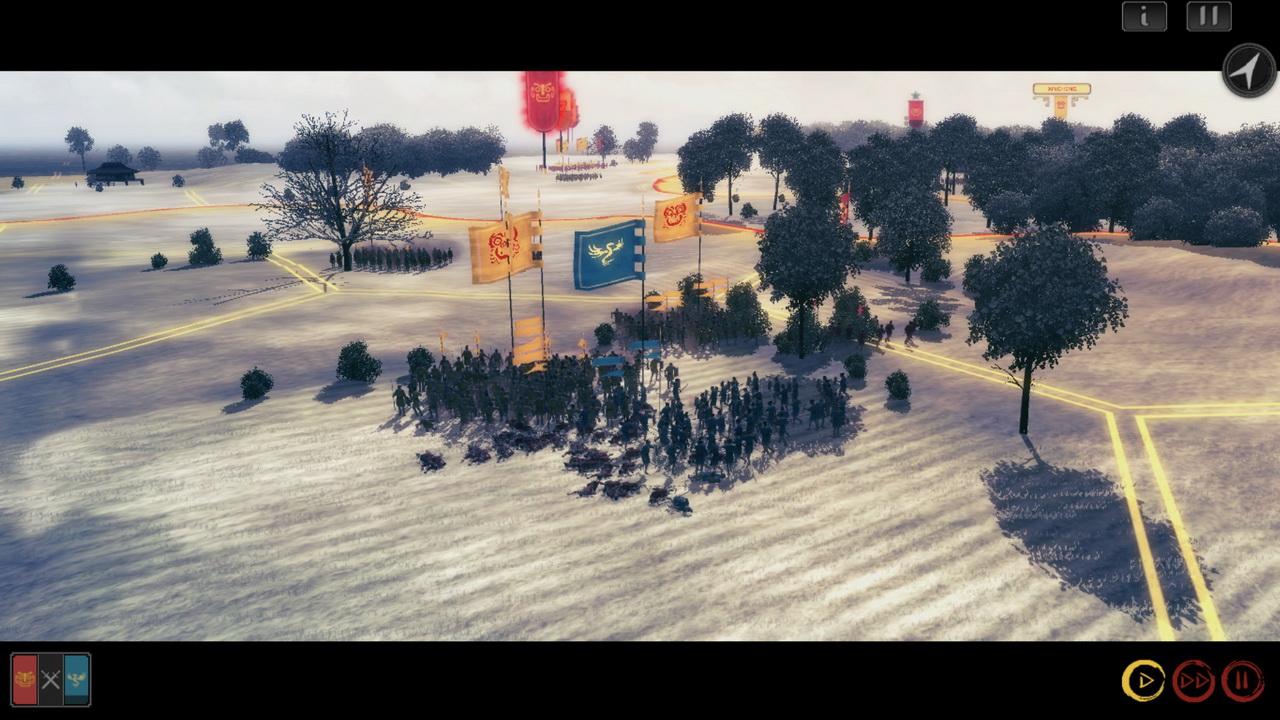 Oriental Empires - potyczka