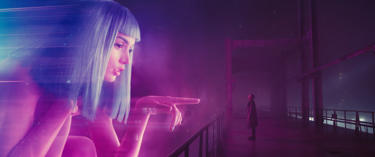 Blade Runner 2049 - hologramy przyszłości
