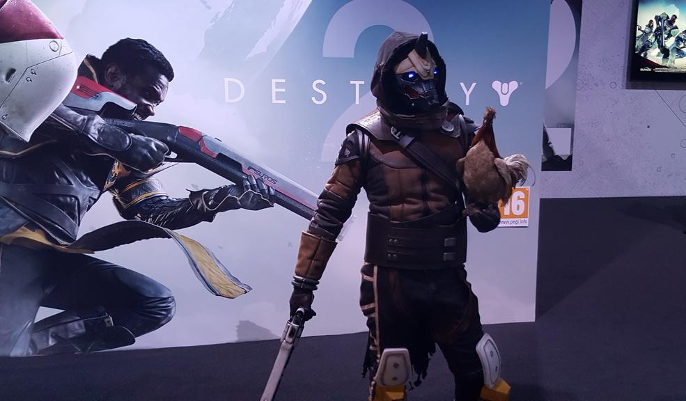 WGW 2017 - Destiny 2