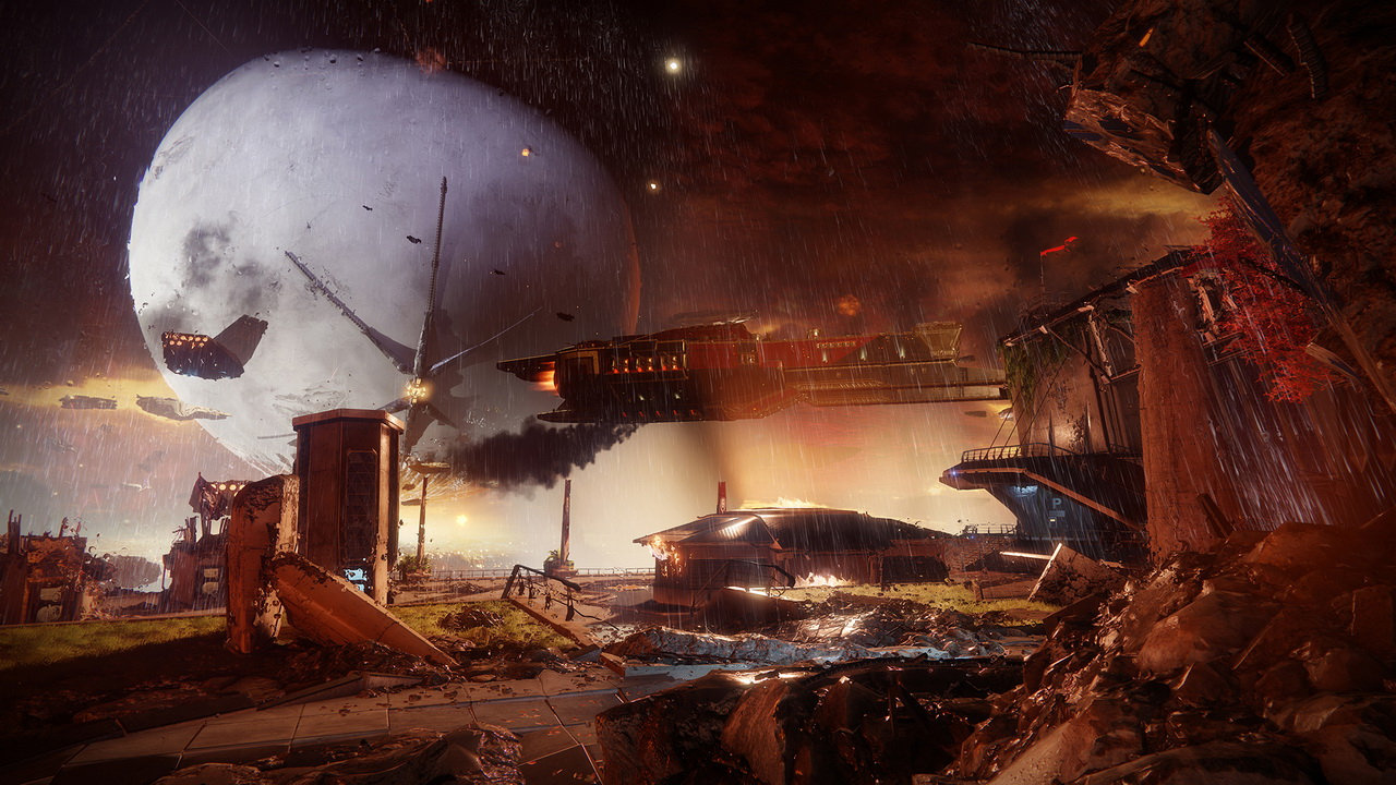 Destiny 2 - walka o Ziemię