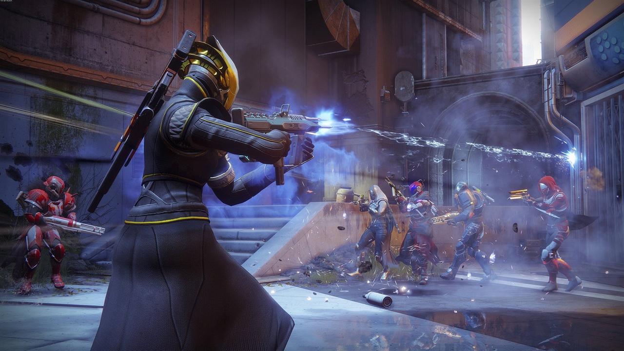 Destiny 2 - walka w trybie PvP