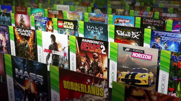 Xbox One X - backwards compatibility