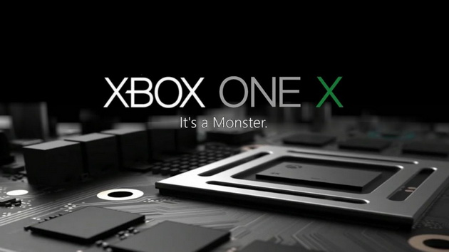 Xbox One X is a monster