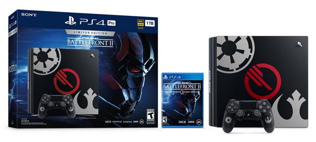 PS4 Slim czy PS4 Pro - pudełko z limitowaną edycja PS4 Pro