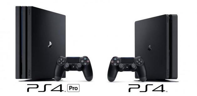 PS4 Slim czy PS4 Pro - PS4 Pro i PS4 Slim
