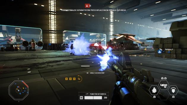 Star Wars: Battlefront II - obrona przed separatystami