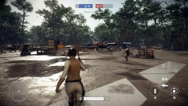 Star Wars: Battlefront II - bohaterowie i złoczyńcy