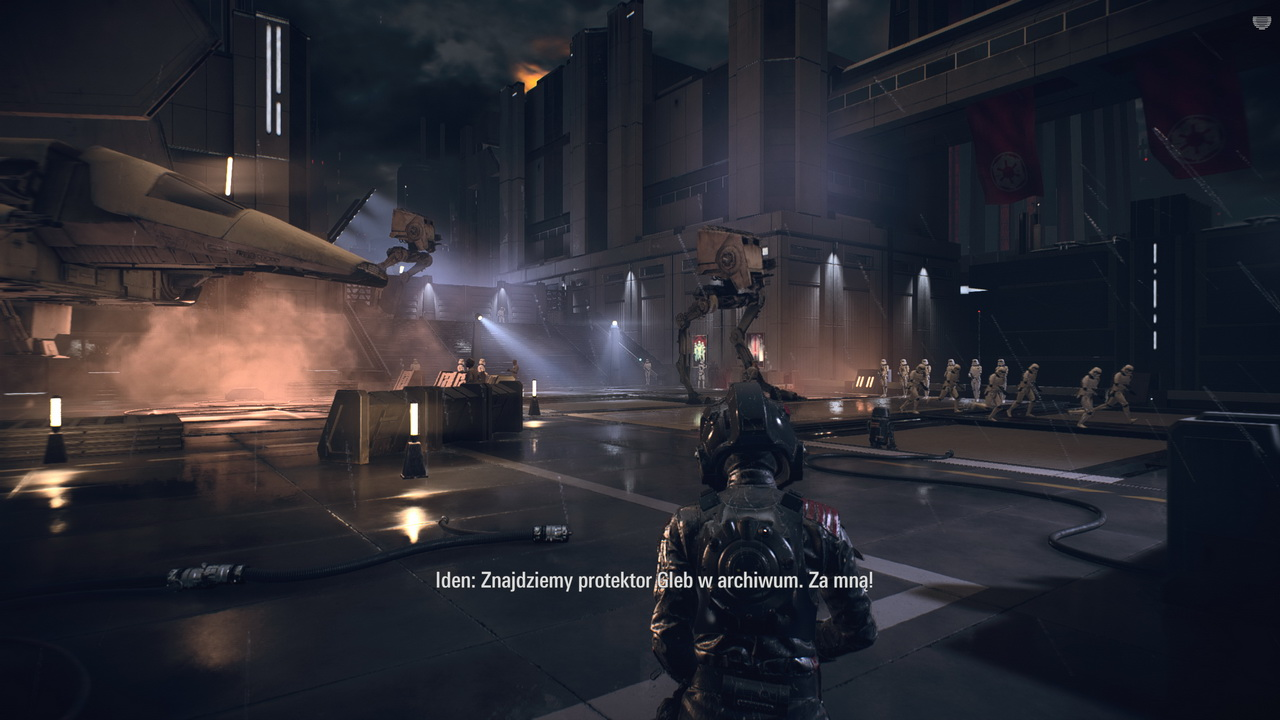 Star Wars: Battlefront II - Iden Versio w poszukiwaniu protektor Cleb