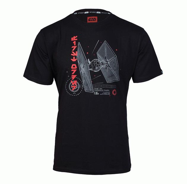 Star Wars: Battlefront II - koszulka Tie-Fighter z nowej kolekcji Good Loot