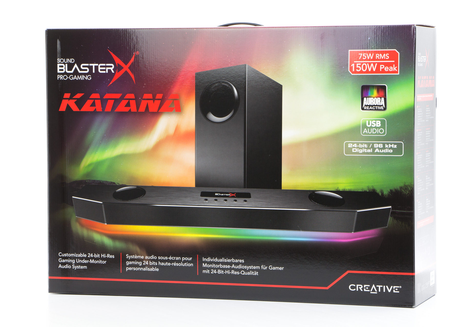 Creative Sound Blaster X Katana
